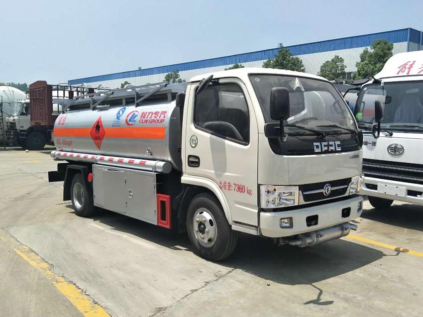 东风凯普特5吨加油车