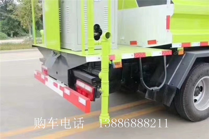 东风蓝牌多功能抑尘车