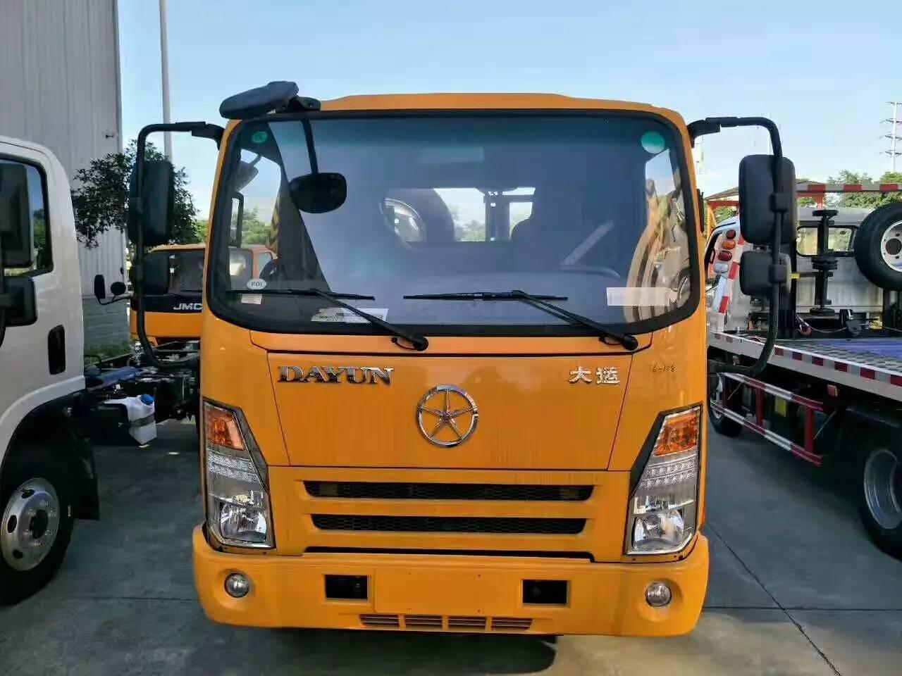 安微宿州4噸-5噸清障拖車價格廠家批發價僅14萬起