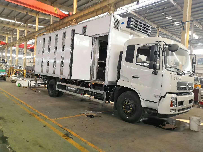畜禽运输车|运猪车|猪仔运输车|活猪运输车|东风天锦专业生猪运输车辆图片