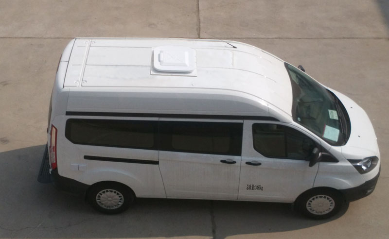 CLW5036XJCJ5型检测车2