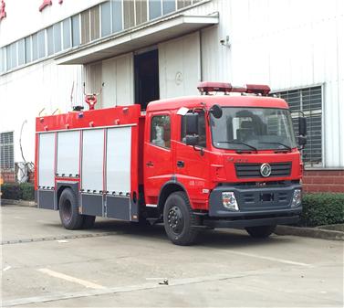 东风6吨消防车