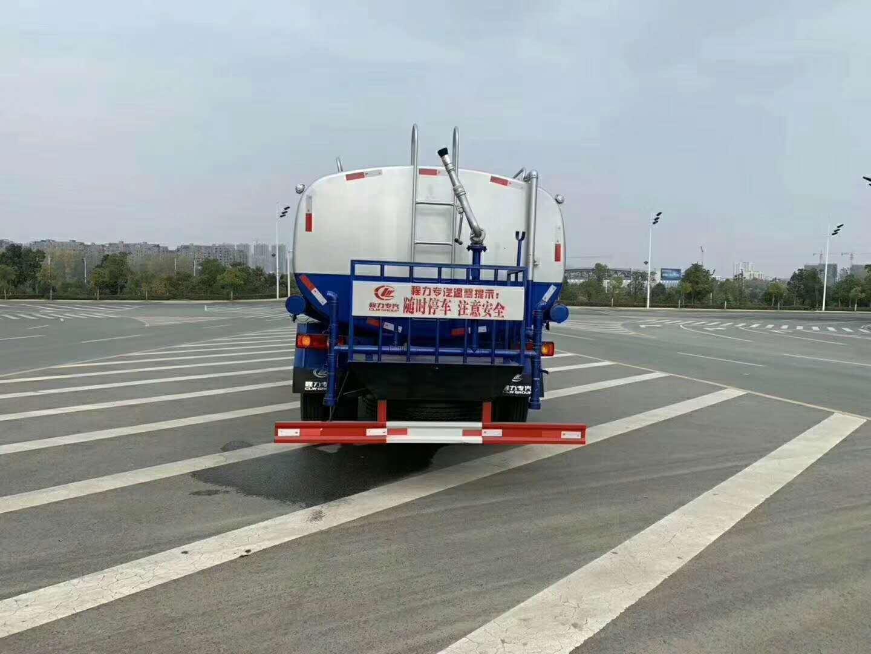 東風商用12噸灑水車圖片