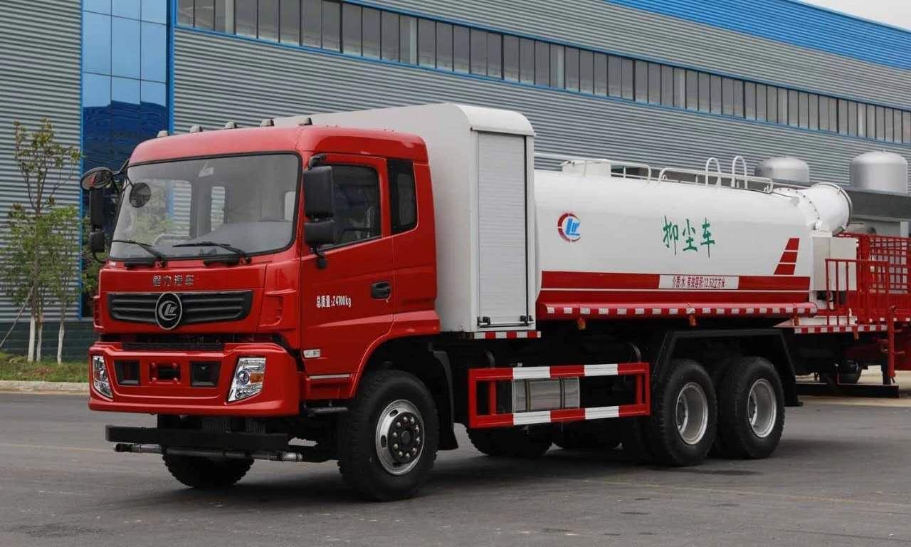 多功能抑尘车(CL5250TDYA5程力多功能抑尘车)图片