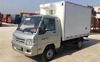 福田驭菱冷藏车2.6米图片