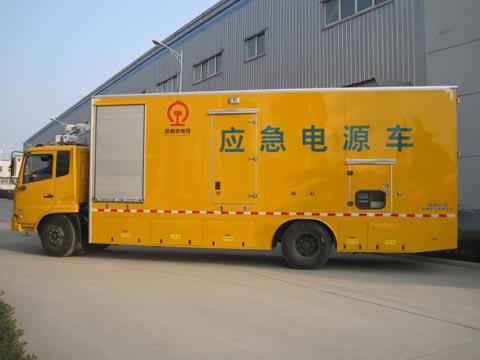 庆铃大型应急电源车