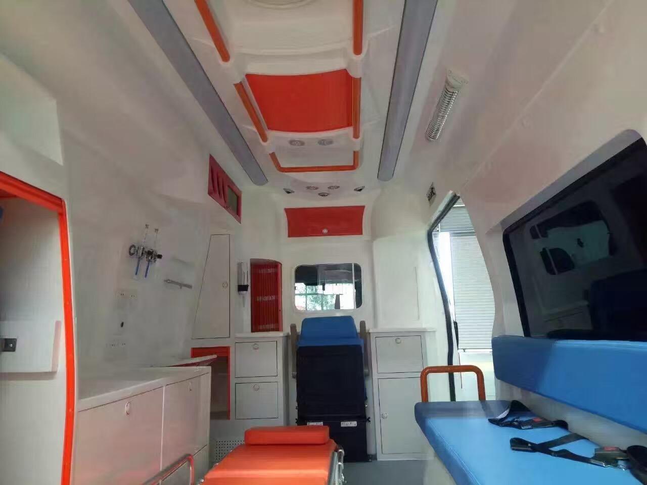 福特V348高顶非急救运输车 (14)