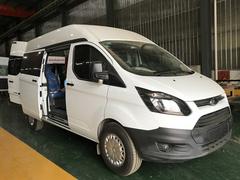 V362X新全顺非急救转运车在南京启动