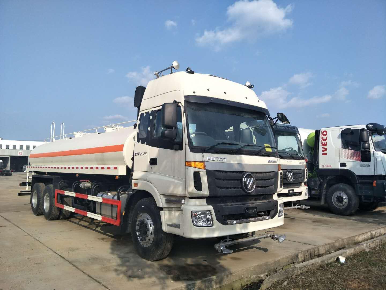 15噸20噸灑水車保養配件取力器使用注意事項