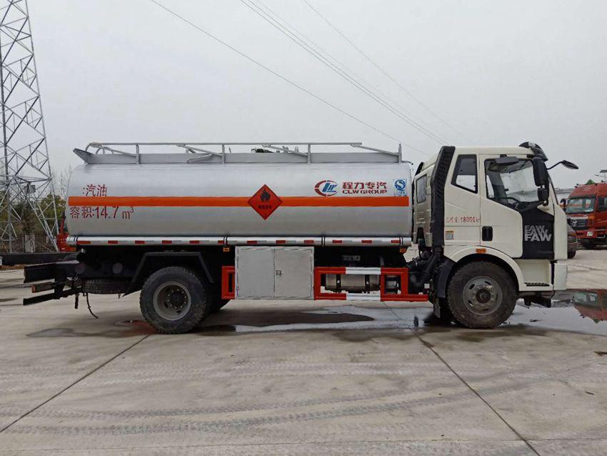 AG亚游国际官网威牌加油車_解放10噸加油車