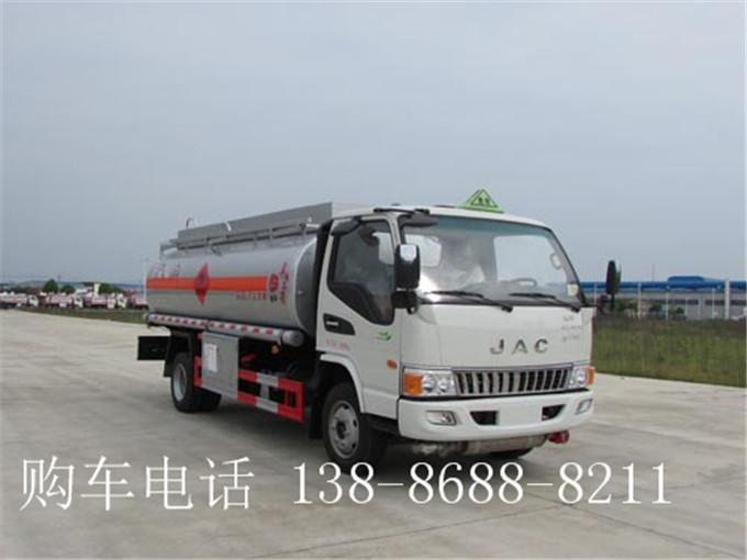 江淮单桥(7方)运油车、油罐车