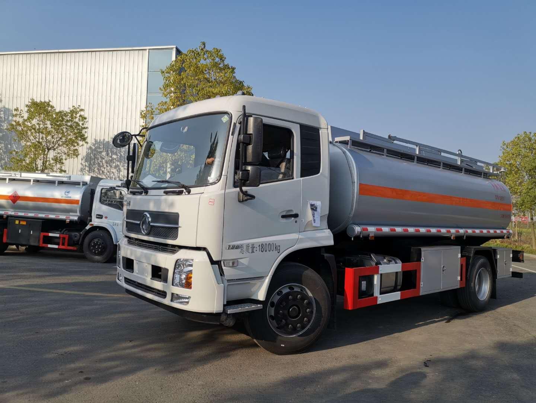 15吨东风天锦运油车