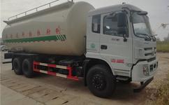 东风中型散装水泥罐车国五30立方散装水泥运输车首选