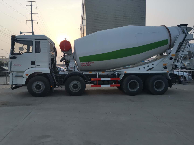 陕汽德龙新M3000 (11)
