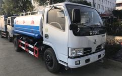 东风不上户5方洒水车厂家售价多少钱
