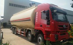 390马力配备40立方的散装水泥罐车够不够
