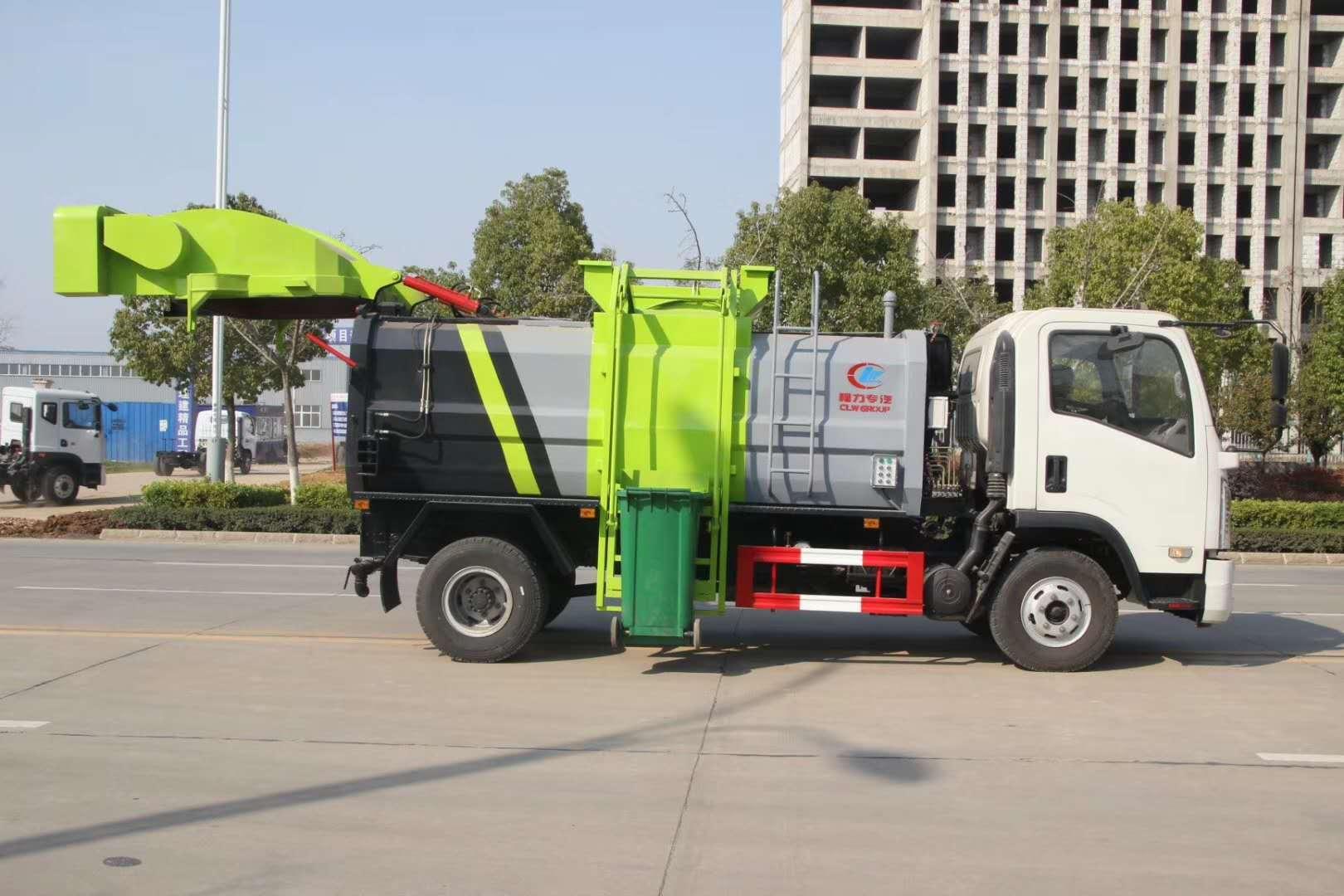 程力专汽凯力环卫第三届餐厨垃圾车技术交流会欢迎您