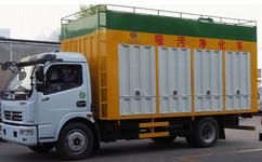 污水处理车-吸污净化车生产厂家