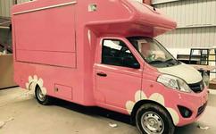 长安移动餐饮车 重汽移动售货的优点在哪