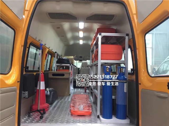 气防救险车