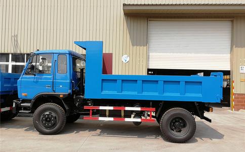 12吨自卸车