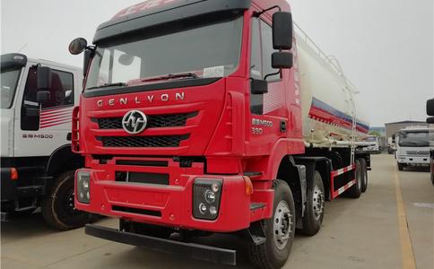 40吨散装水泥车罐车价格最低,性价比最高散装水泥车厂家直销视频