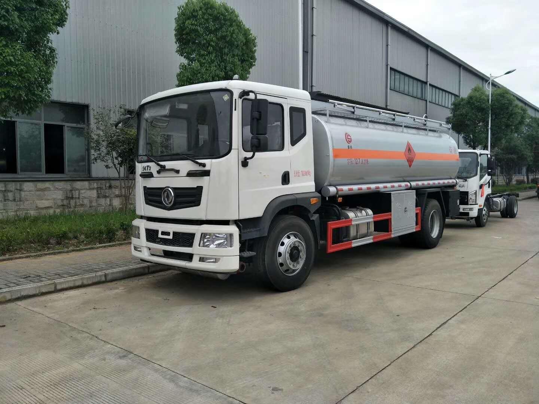湖南东风12方15方12吨加油运油车厂家直销价格