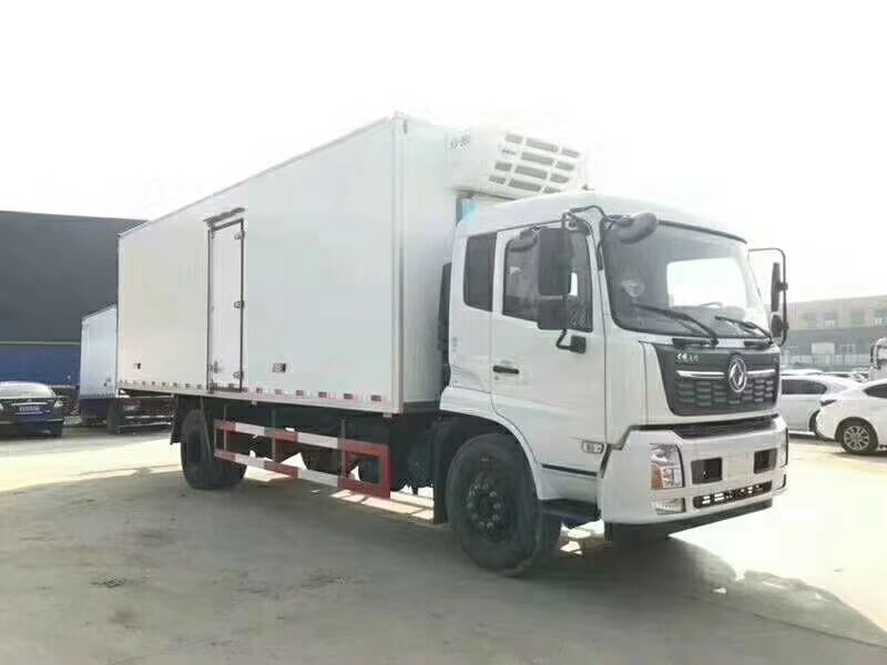 東風天錦7米8冷藏車圖片