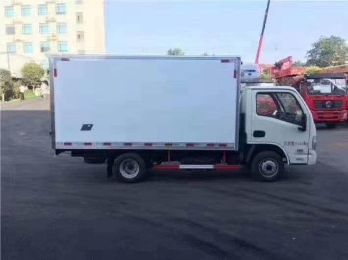 冷藏车,冷藏配货车哪里有卖?图片