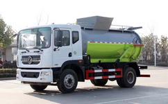 东风12方餐厨垃圾车 泔水垃圾车
