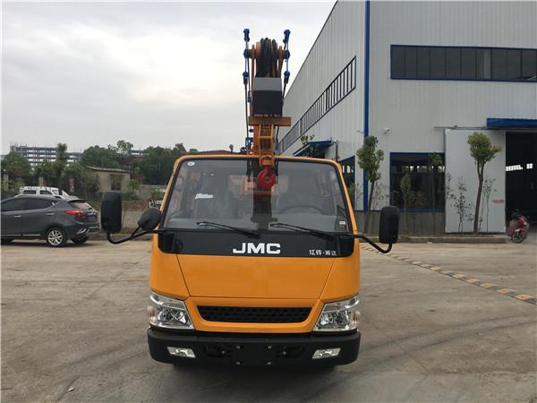 江铃12米高空作业车图片