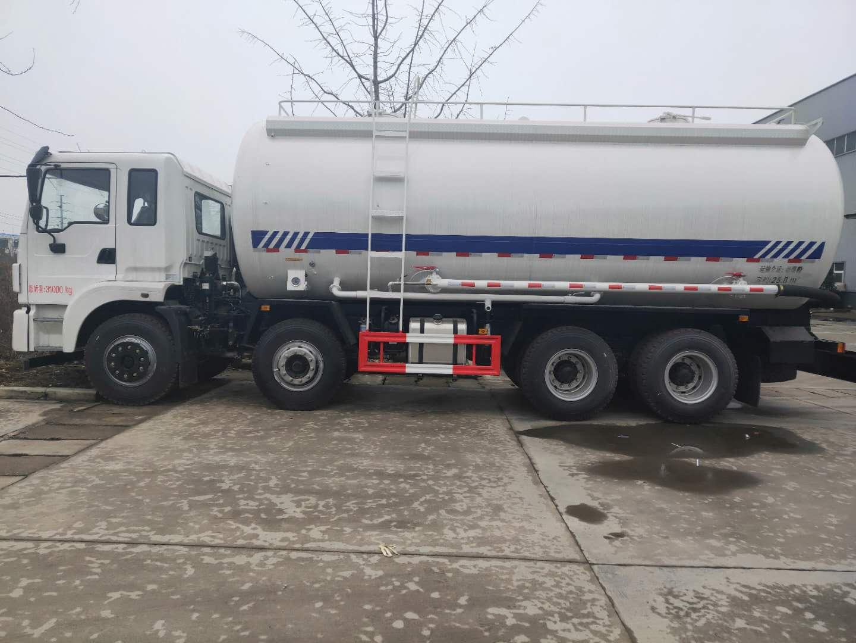 25方东风轻量化散装水泥罐车图片