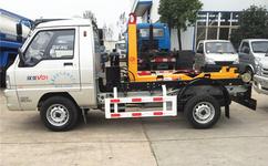 【垃圾车】环卫小型垃圾运输车,勾臂垃圾车厂家首选