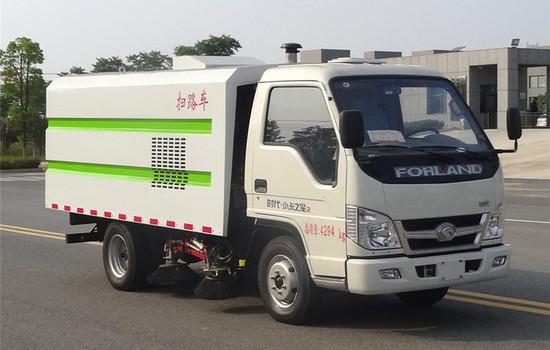 【扫路车】福田小卡之星3方扫路车图片图片