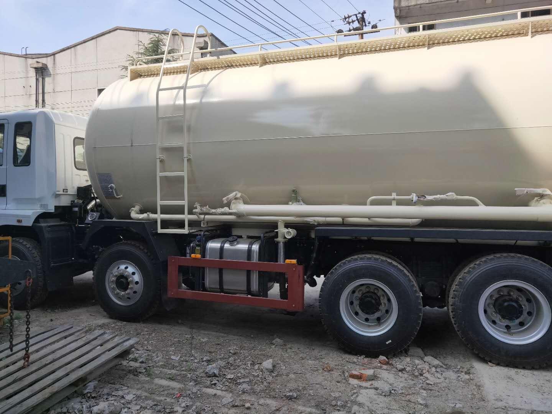 东风27方粉粒物料运输车图片