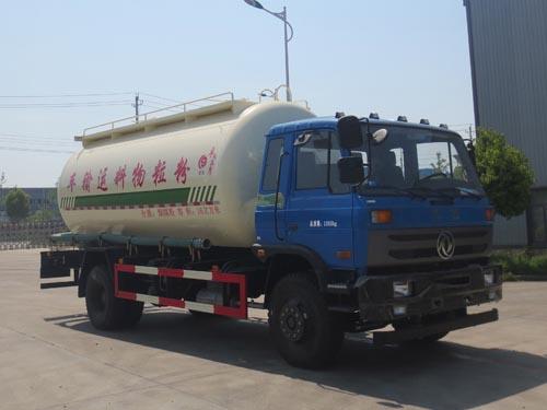 CSC5168GFLE5型低密度粉粒物料運輸車1