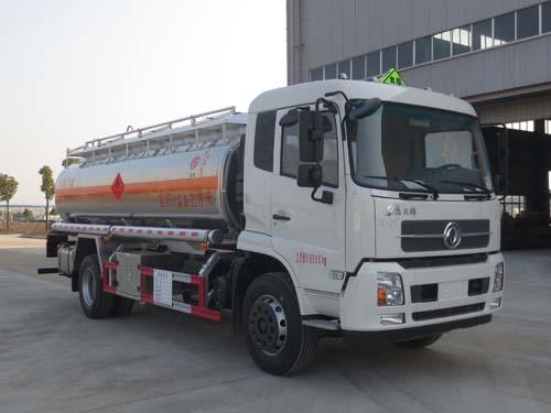 CSC5180GYYLD型铝合金运油车1