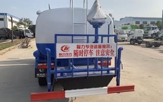 东风多利卡D7洒水车,厂家直销,程力专销