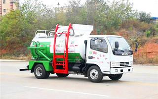 垃圾车,餐厨垃圾车,你知道的餐厨垃圾车有哪些?厂家高清图片图片