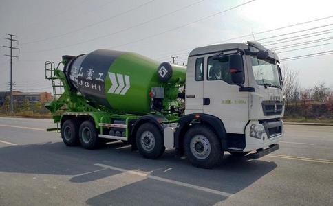 12方重汽豪沃水泥罐车配置