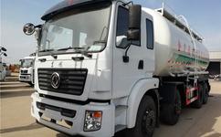 散装水泥运输车车速为什么会被限速