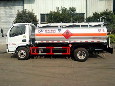 东风福瑞卡5吨加油车图片