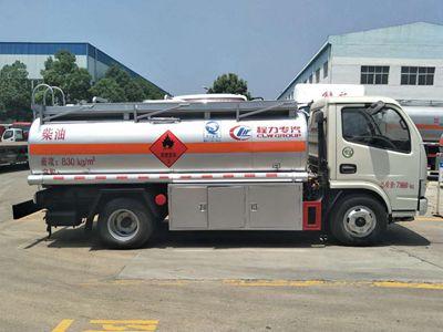 东风凯普特5吨加油车图片