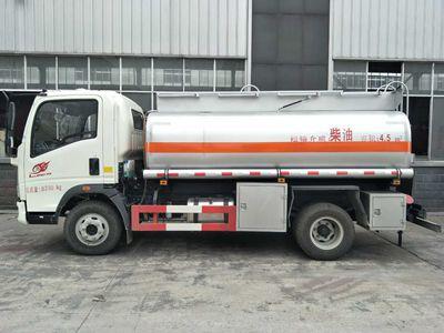 重汽豪沃5吨加油车图片