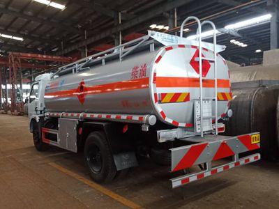 东风福瑞卡8吨加油车图片