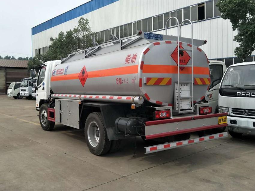 福田欧马可8吨流动加油车