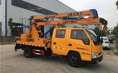 江铃12米双排座高空作业车  仅售14.5万