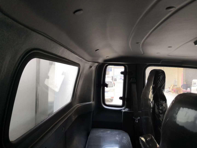 大运5米厢体水果蔬菜保鲜冷藏运输车厂家价格图片