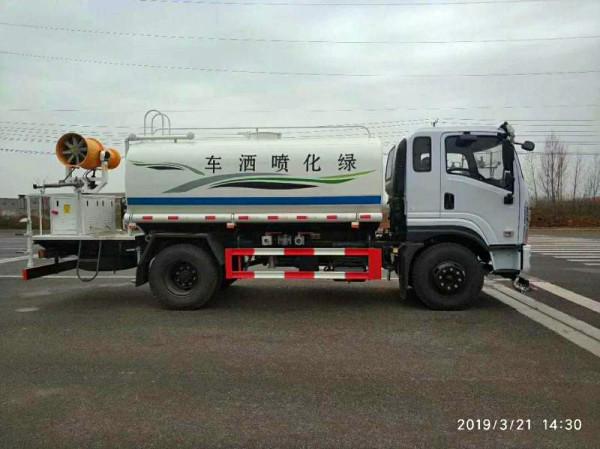 东风12吨雾炮车厂家价格图片