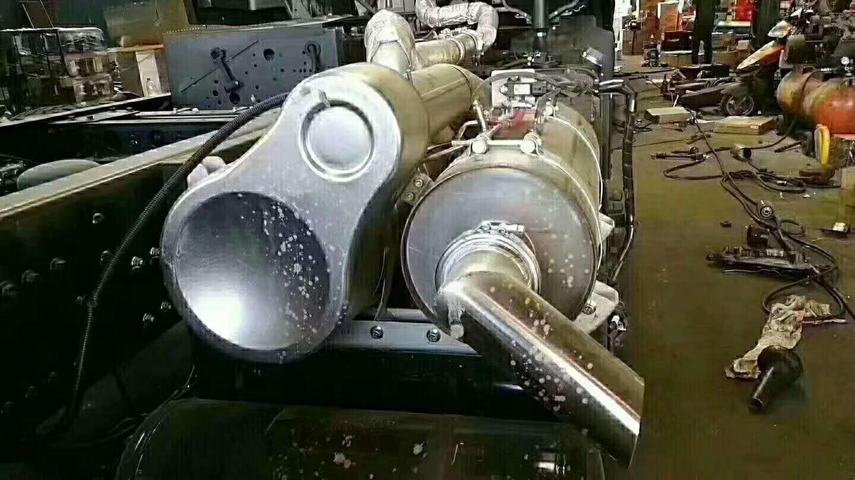 重汽斯太尔DPF车型搅拌车国六排放标准